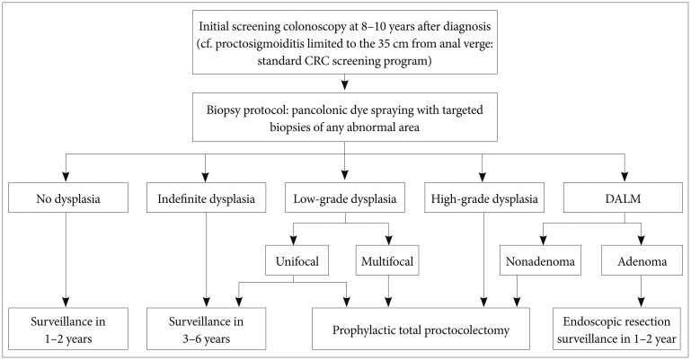 Colon Cancer Screening And Surveillance In Inflammatory Bowel Disease